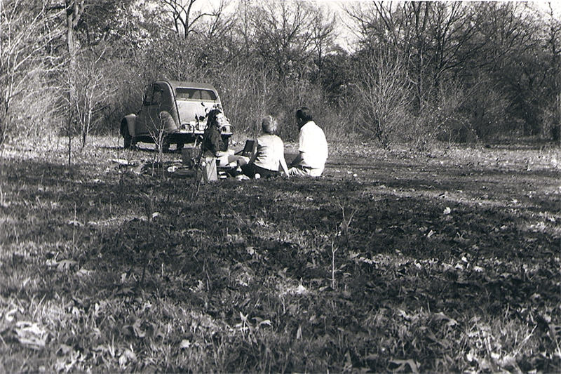 Deerpath Farm Picnic 1965